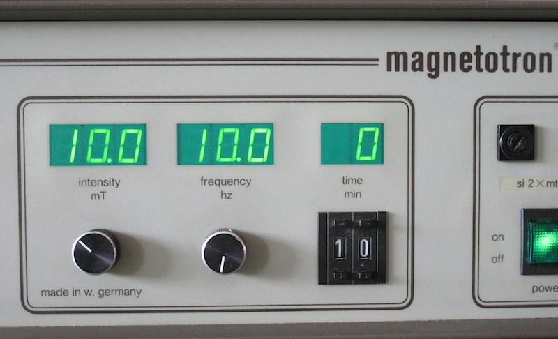 magnetotron - elec system - PEMF